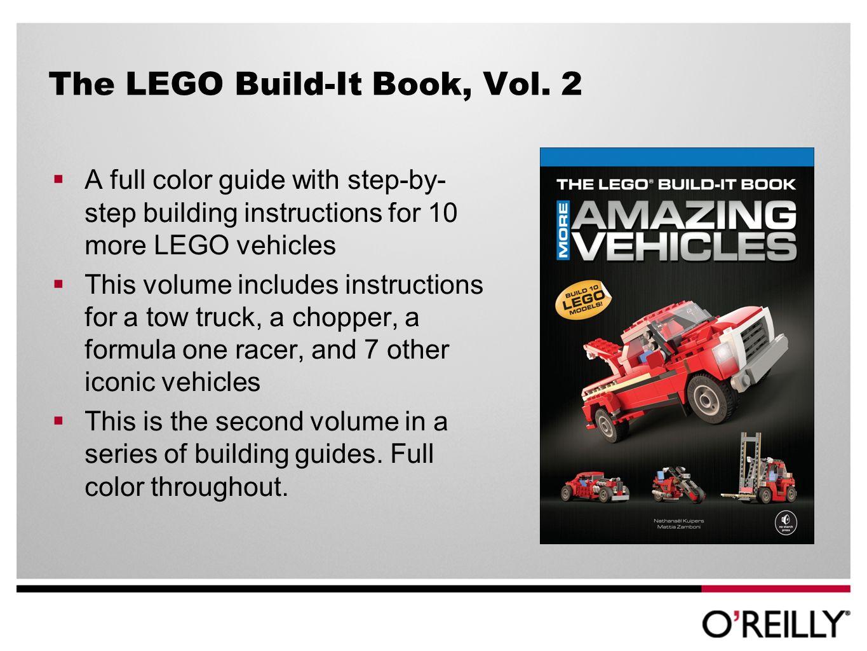 The LEGO Build-It Book, Vol.