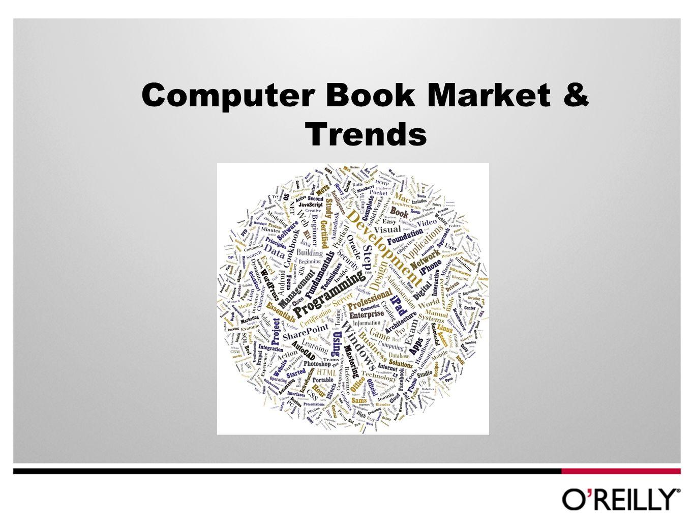 Bookscan Trends 2010-2013 YTD