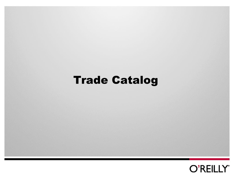 Trade Catalog
