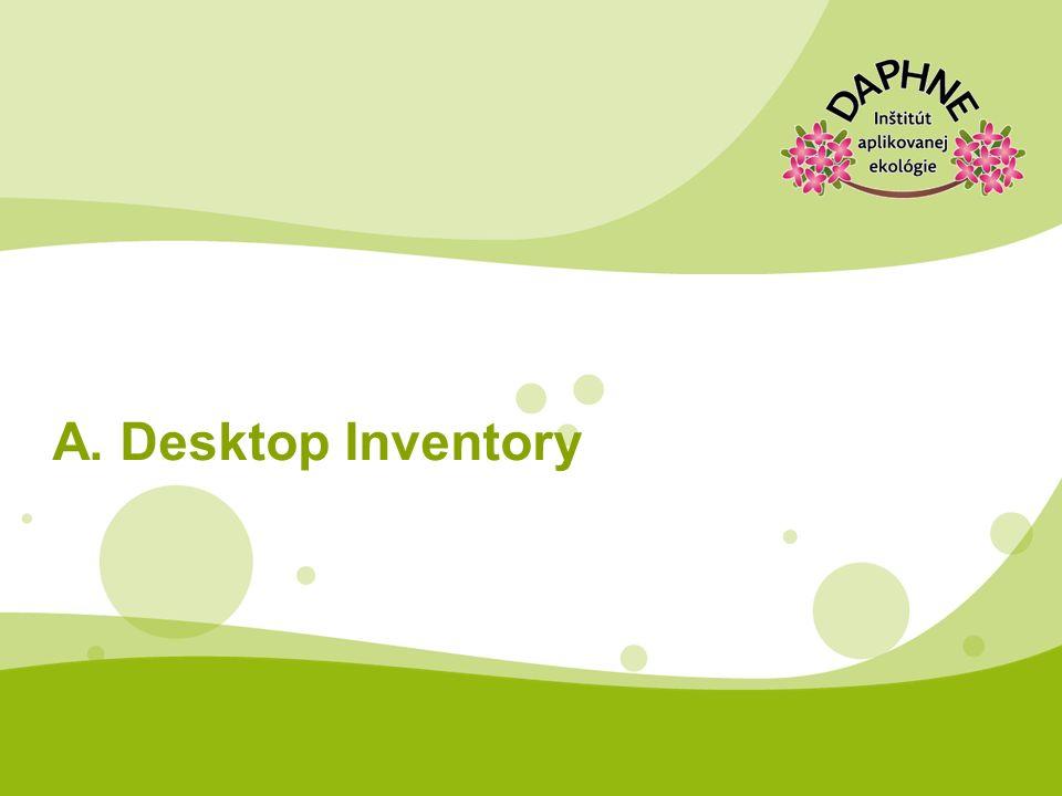 A. Desktop Inventory