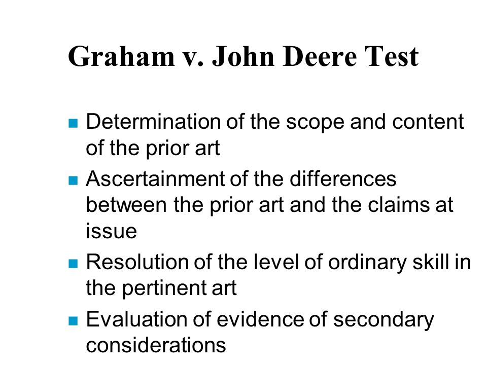 Graham v.