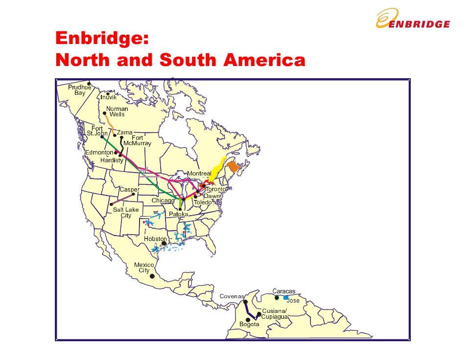 Enbridge: North and South America Jose
