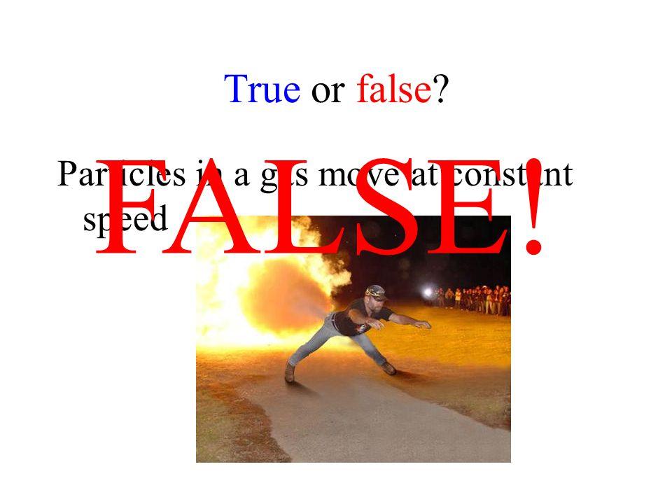 True or false? Energy = mass x SHC x temp rise