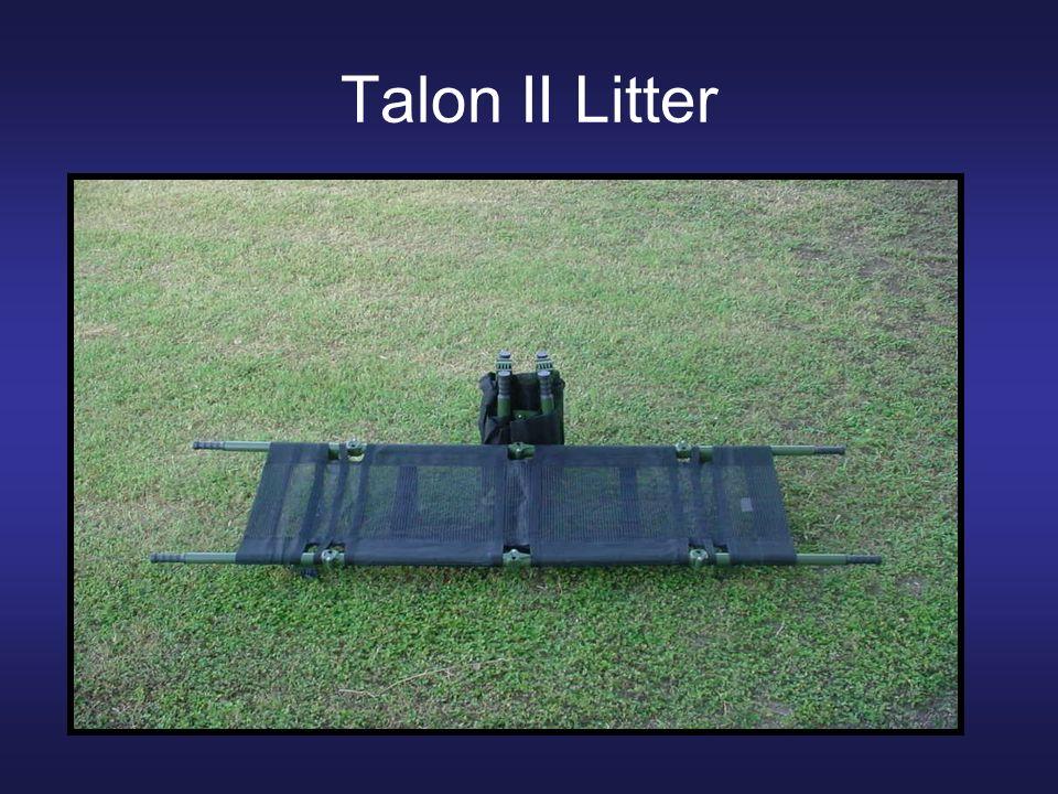 Talon II Litter
