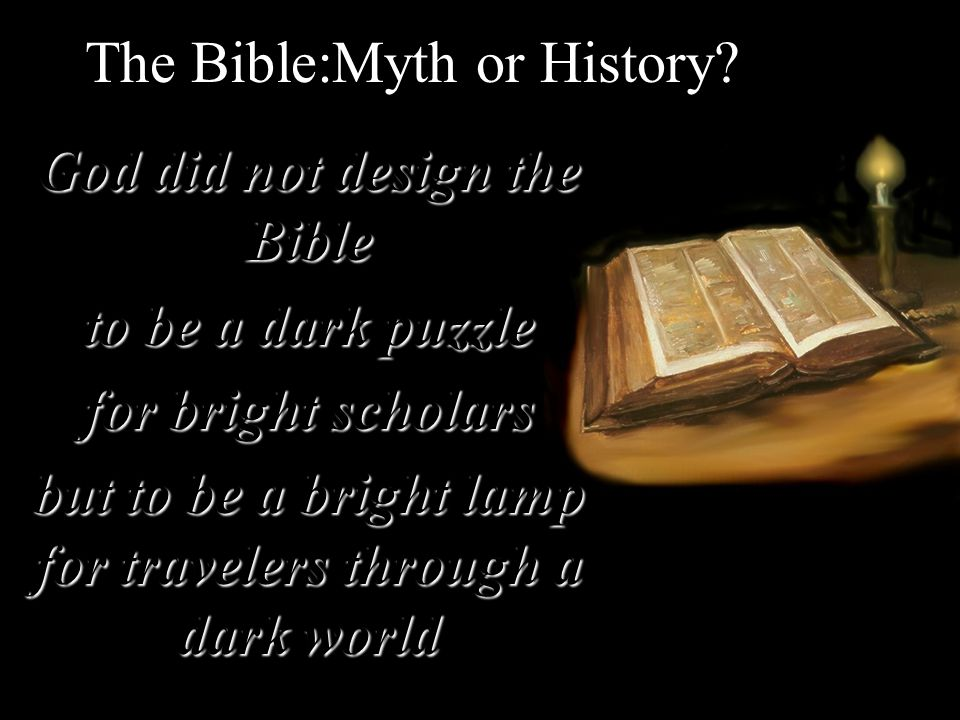 Know When to Interpret the Bible Literally vs.