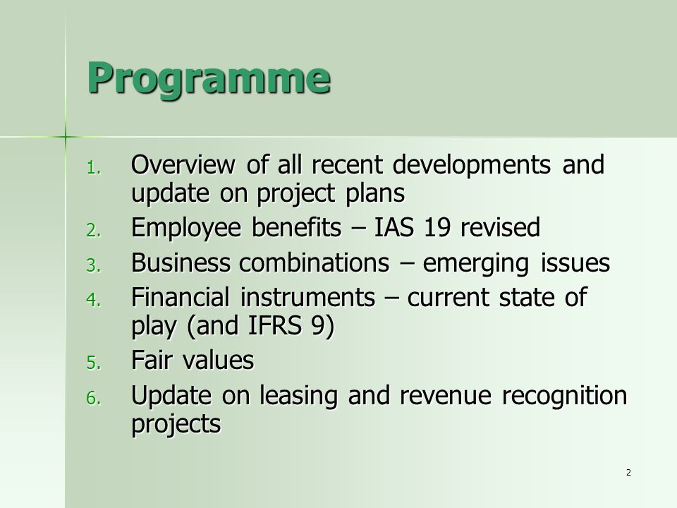 53 FRRP – Annual report 2012 Published September 2012 Published September 2012 Summarised actions on pro-active monitoring of IFRS prepared accounts Summarised actions on pro-active monitoring of IFRS prepared accounts Lists FRRP challenges made and corrective actions Lists FRRP challenges made and corrective actions –>300 accounts reviewed –> 50% of boards had to be contacted for clarification