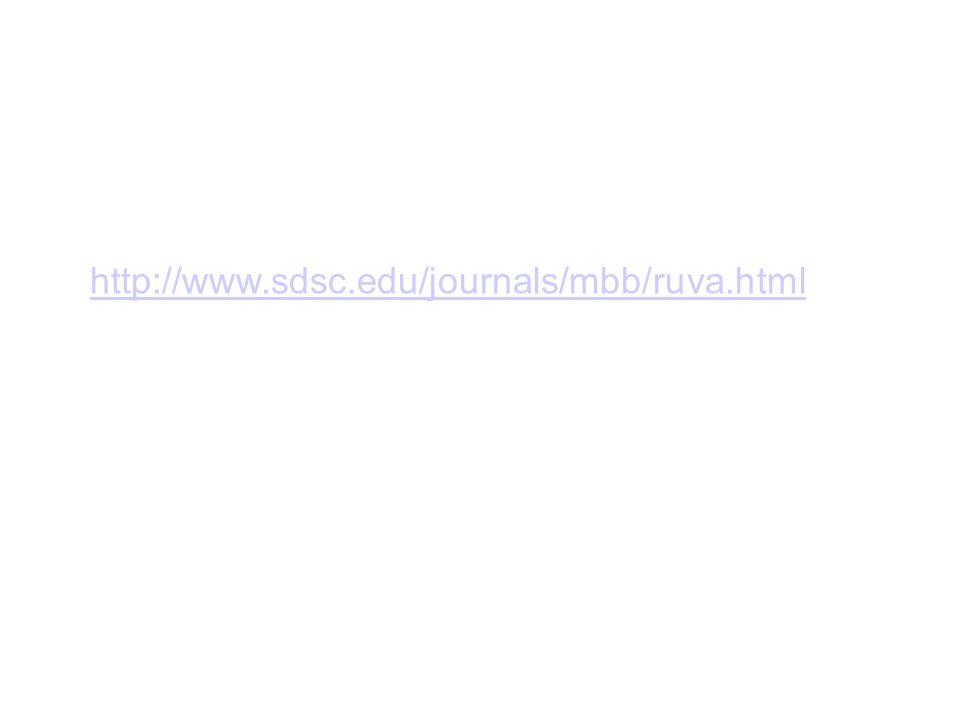 http://www.sdsc.edu/journals/mbb/ruva.html