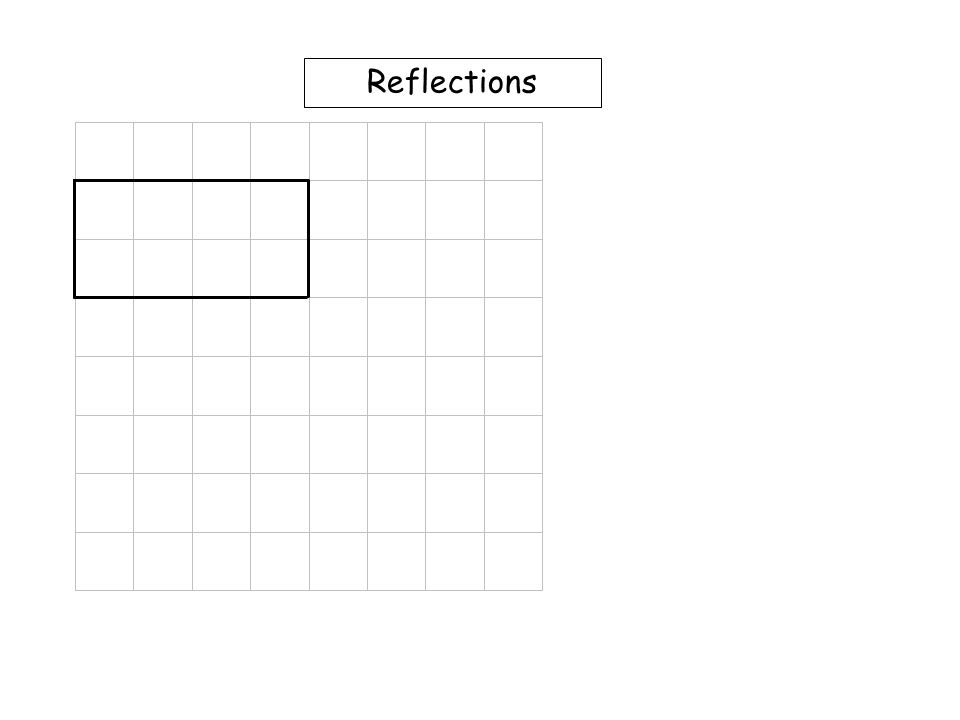 Tracing 2a Reflections