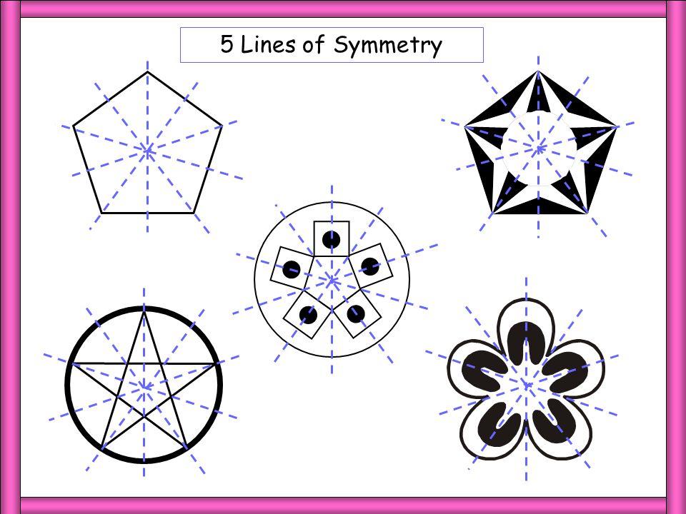 4 LoS 4 Lines of Symmetry