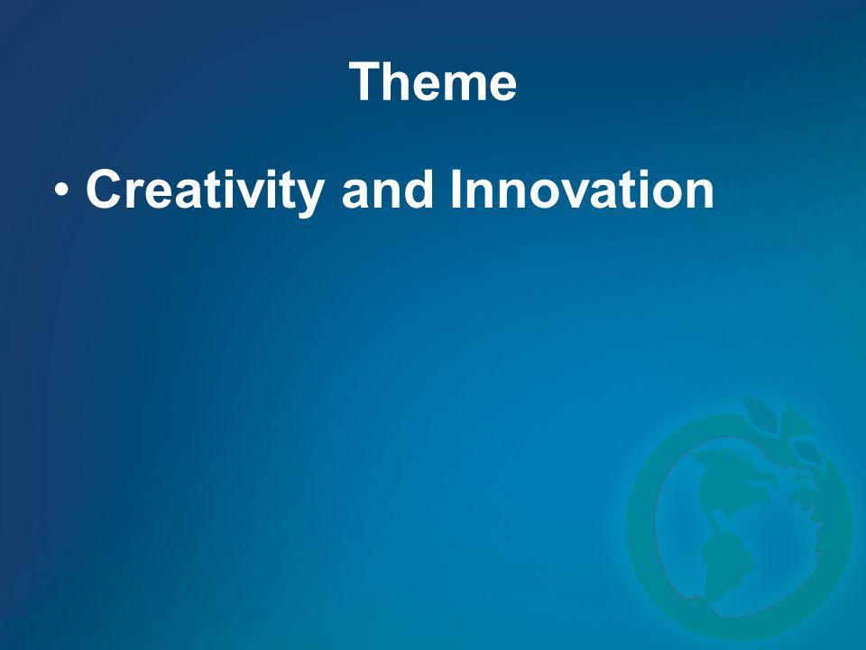 Theme Creativity and Innovation