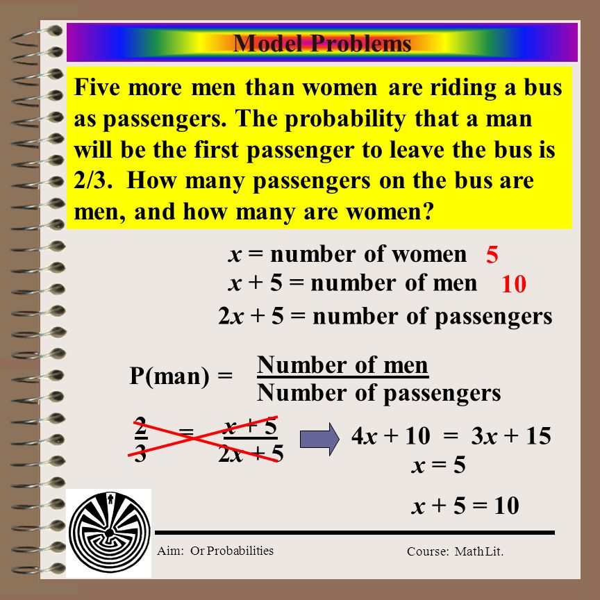 Aim: Or Probabilities Course: Math Lit. 1. The probability of an impossible event is 0. 2. The probability of an event that is certain to occur is 1.