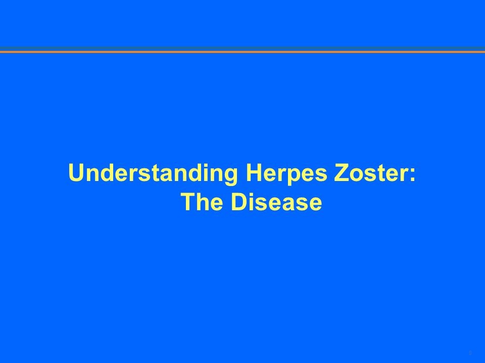 50 Specific Complications* of Zoster Among Zoster Cases in the Shingles Prevention Study Complication Herpes Zoster Vaccine (N = 19,270) Placebo (N = 19,276) ( n = 321) % Among Zoster Cases (n = 659) % Among Zoster Cases Allodynia13542.1310 47.0 Bacterial Superinfection30.971.1 Dissemination51.6111.7 Impaired Vision20.691.4 Ophthalmic Zoster3510.969 10.5 Peripheral Nerve Palsies (motor)51.6121.8 Ptosis20.691.4 Scarring247.557 8.6 Sensory Loss72.2121.8 N=number of subjects randomized n=number of zoster cases, including those cases occurring within 30 days postvaccination, with these data available *Complications reported at a frequency of 1% in at least one vaccination group among patients with zoster.