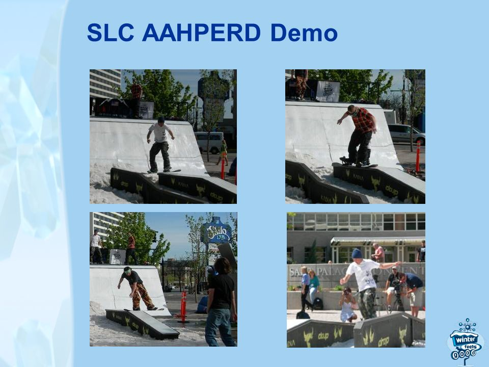 SLC AAHPERD Demo