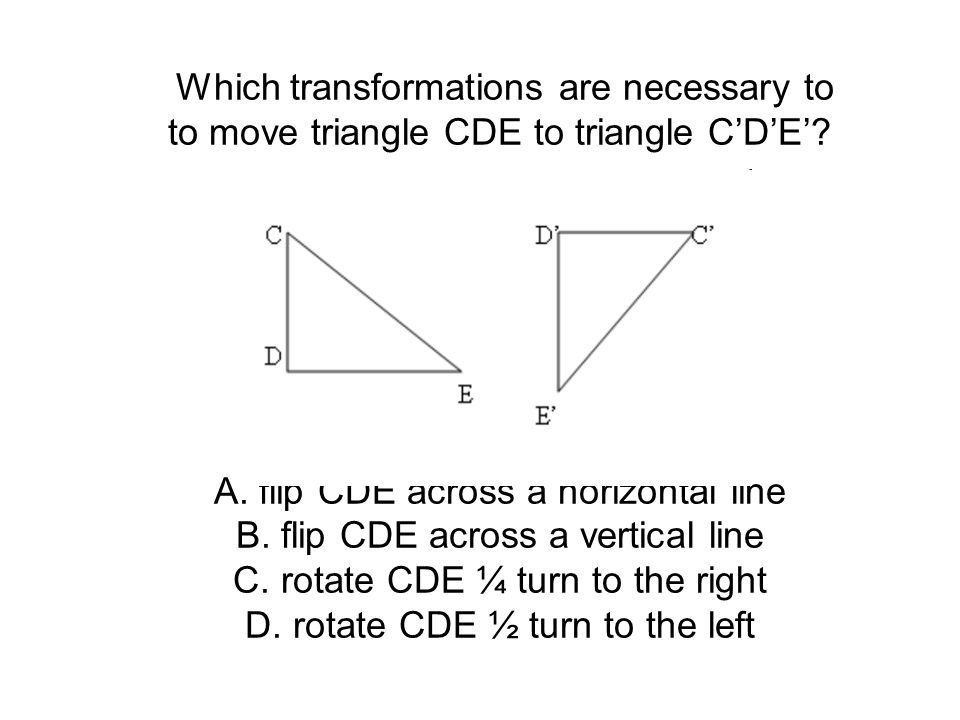 Which Shapes have parallel sides? Which have perpendicular sides?