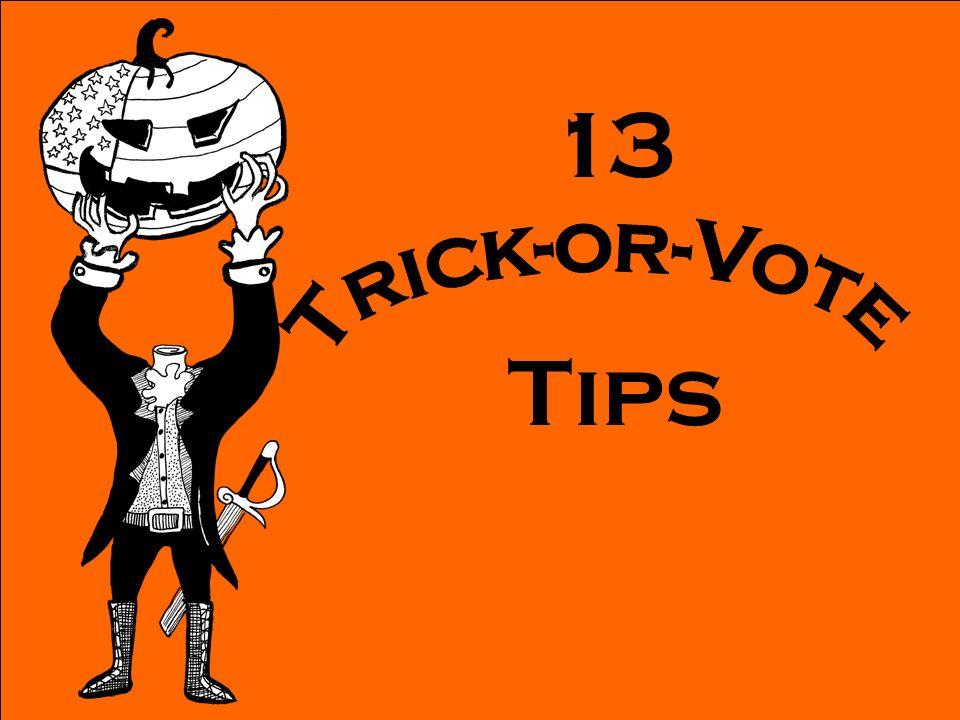 13 Tips