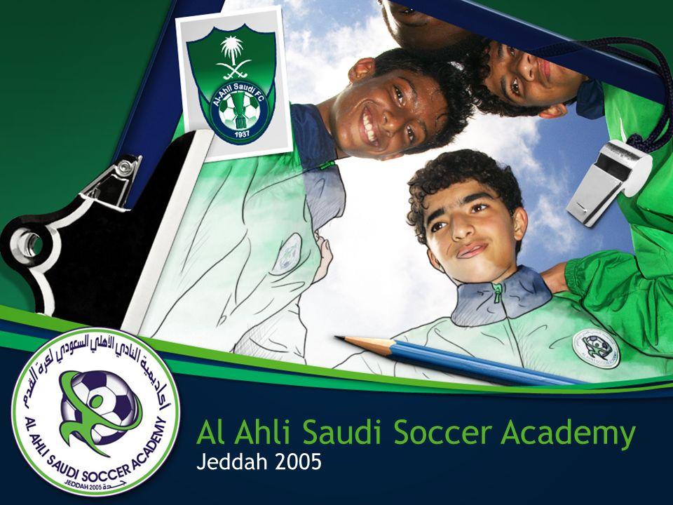 Al Ahli Saudi Soccer Academy Jeddah 2005