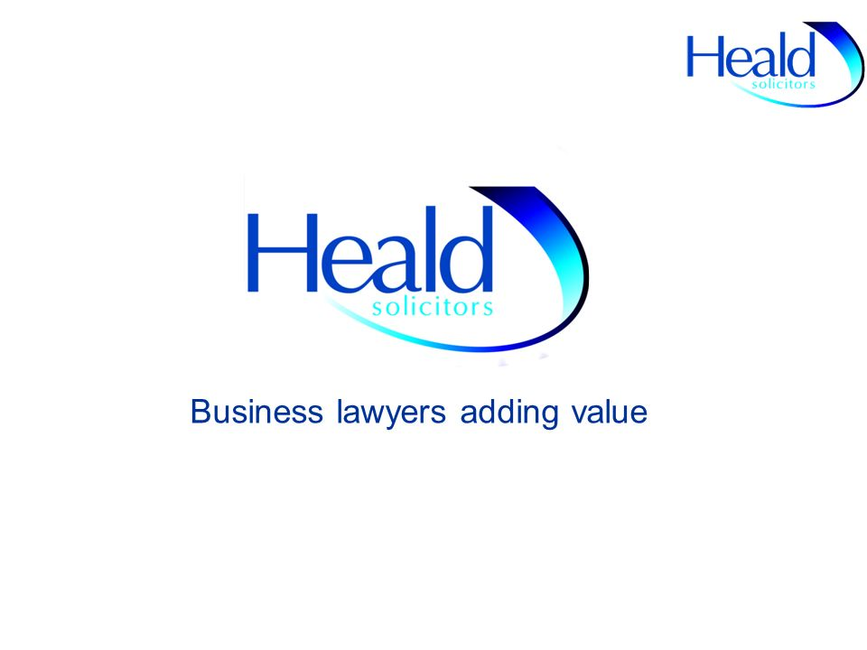 Business lawyers adding value