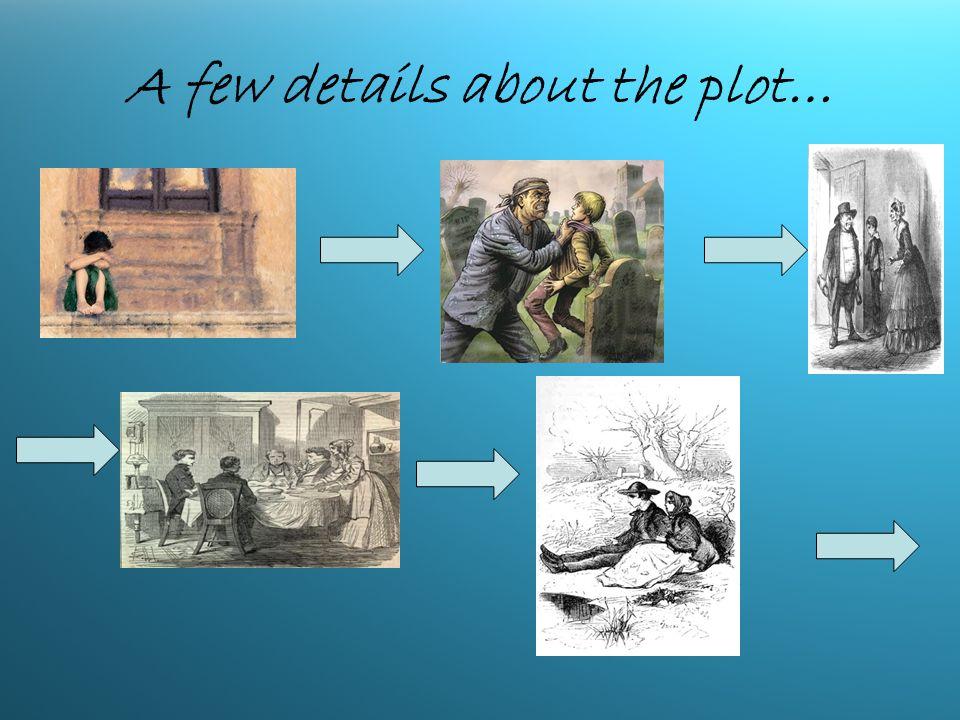 A few details about the plot…