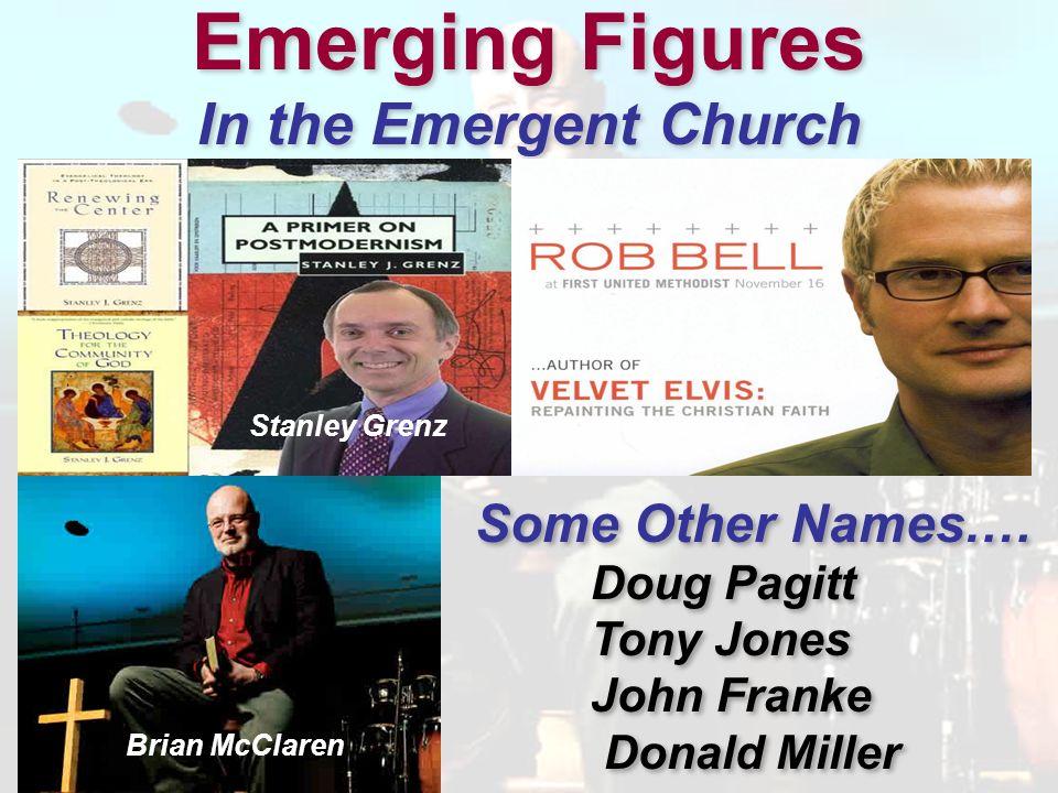 An Emergent Manifesto Doug Tony