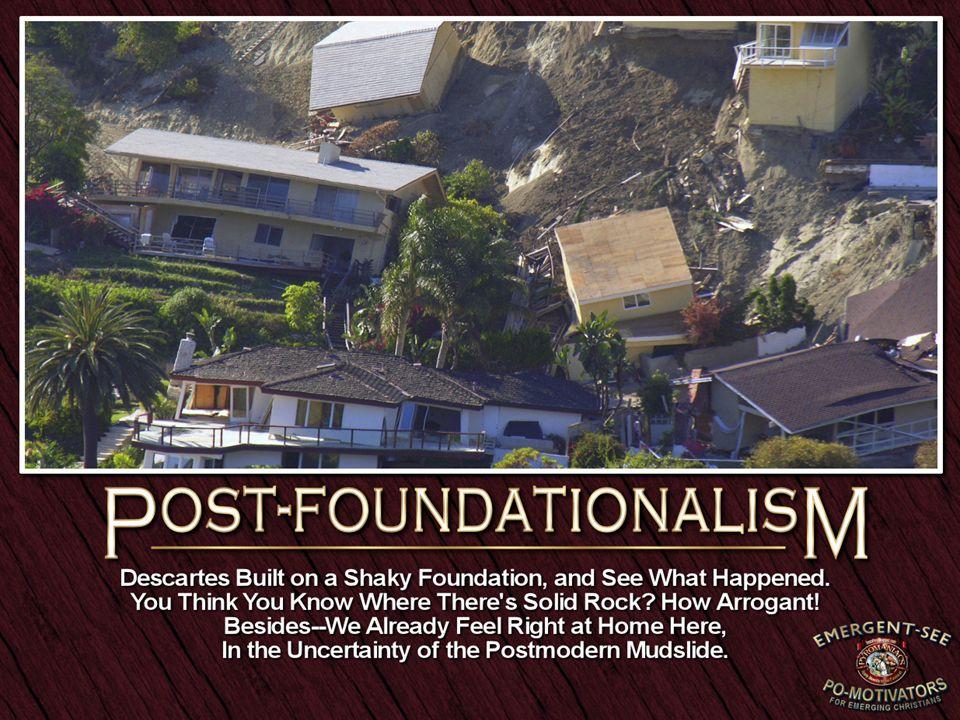 III.Basic Beliefs A. Anti-Absolutism B. Anti-Exlusivism C.