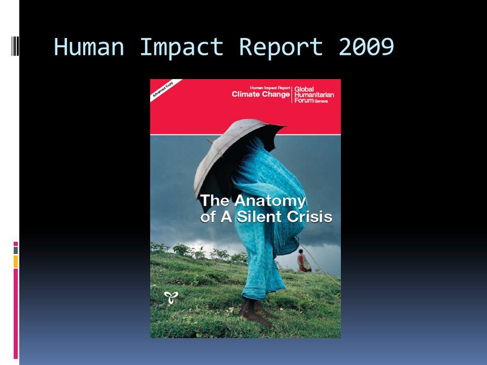 Human Impact Report 2009