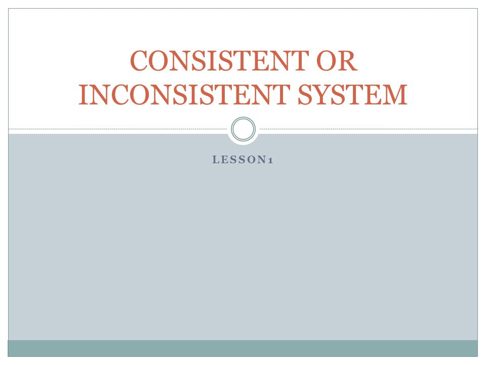 Use the graph of each system to classify it as INCONSISTENT, CONSISTENT, DEPENDENT. INCONSISTENT