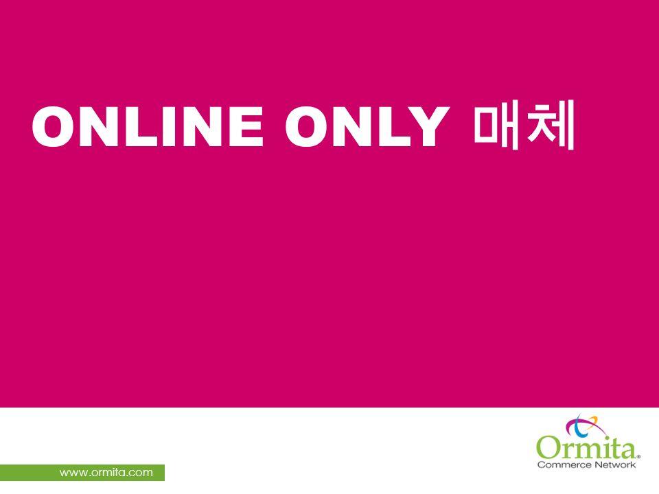 www.ormita.com ONLINE ONLY
