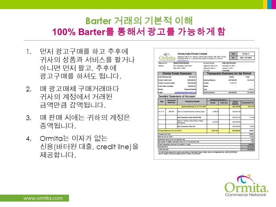 www.ormita.com 1.,. 2.. 3.. 4.Ormita (, credit line). Barter 100% Barter