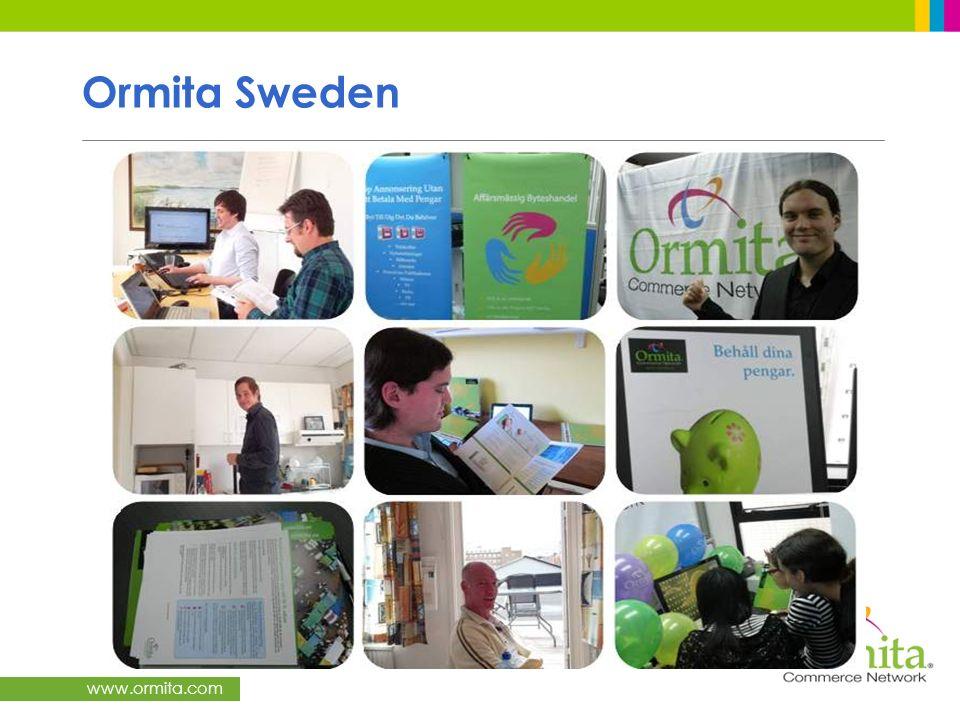 www.ormita.com Ormita Sweden