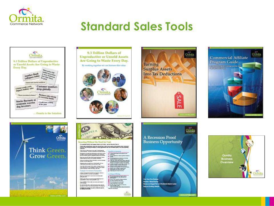 Standard Sales Tools