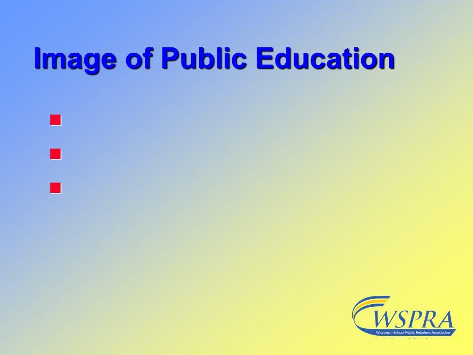 Image of Public Education n n n