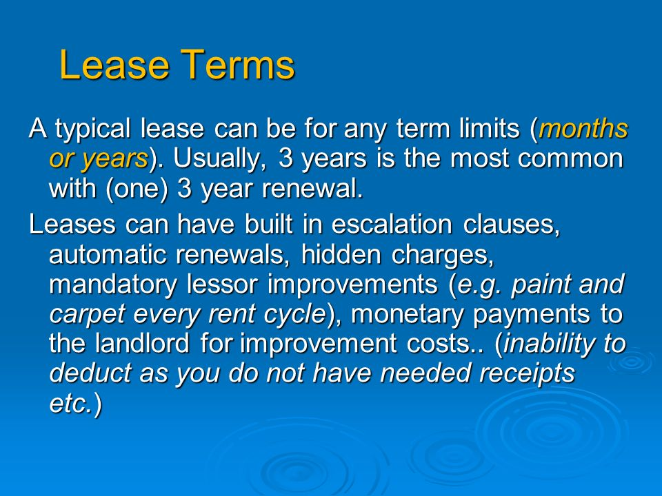 Percentage Lease A lease in which the rent is based on the amount of Gross (or Net) sales or profits with a minimum rent.