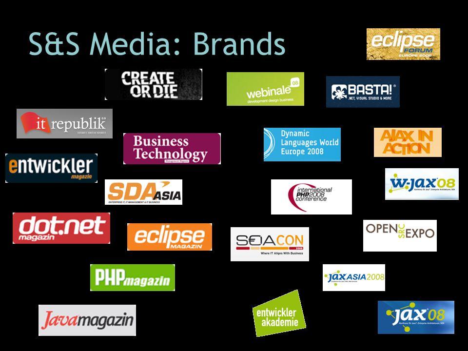 S&S Media: Brands