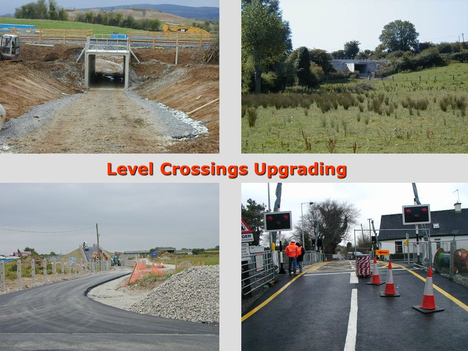 Level Crossings Upgrading