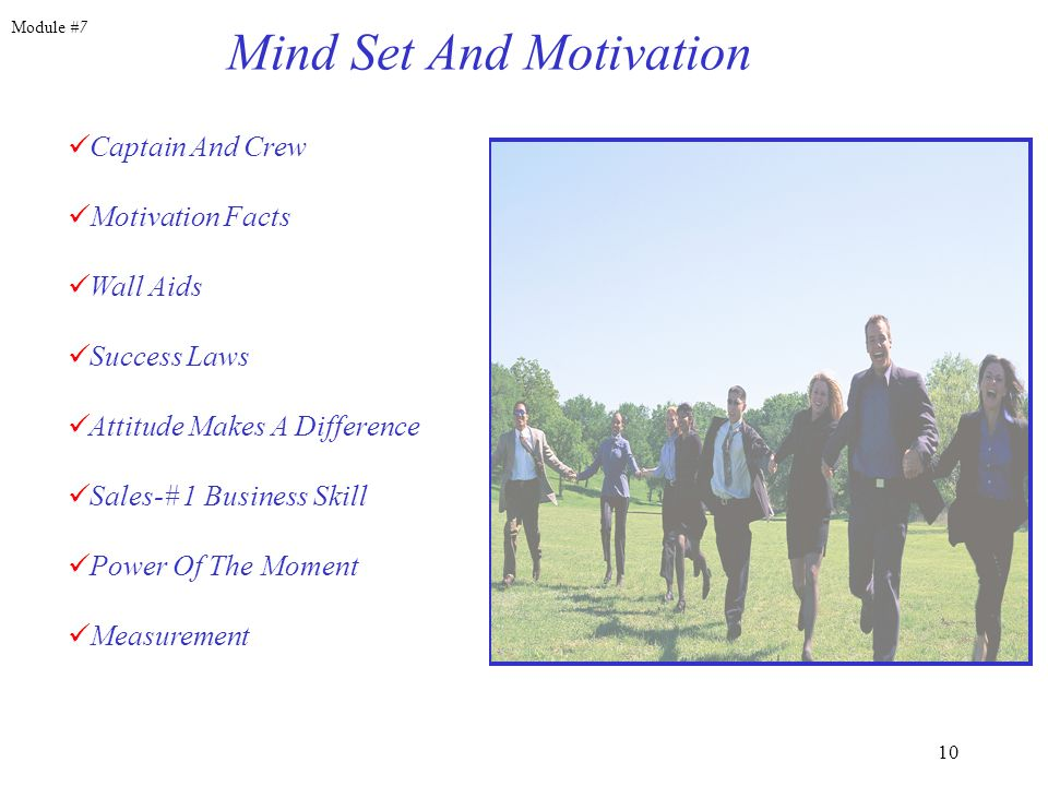 10 Captain And Crew Motivation Facts Wall Aids Success Laws Attitude Makes A Difference Sales-# 1 Business Skill Power Of The Moment Measurement Mind Set And Motivation Module #7