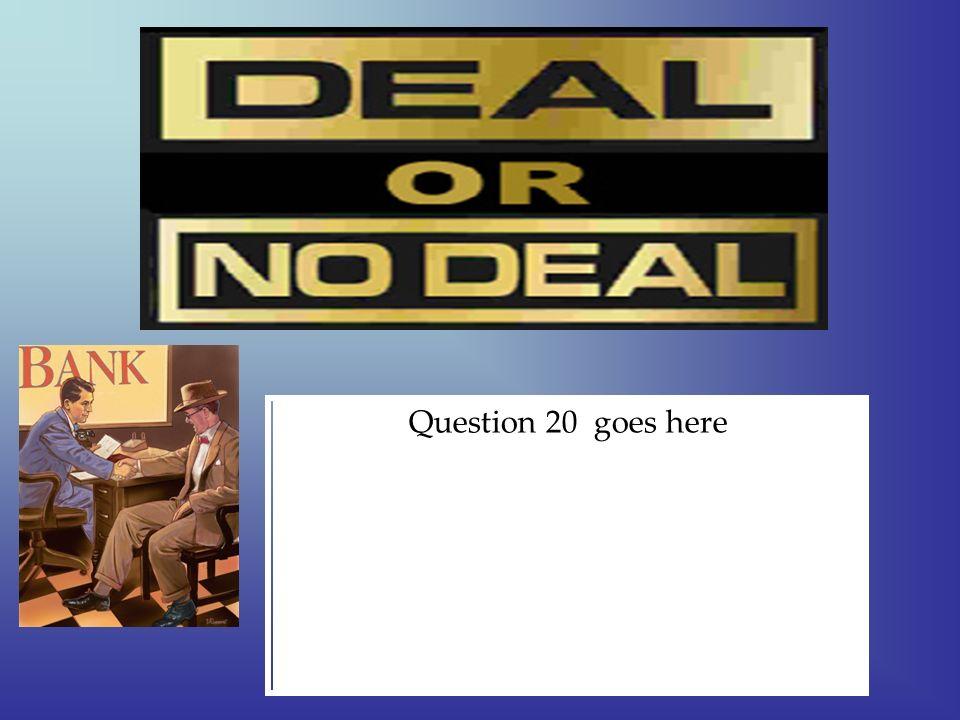 $ 500 answer