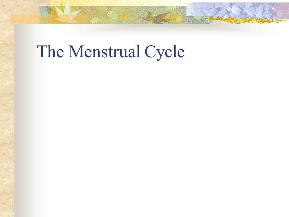 The Path of the Egg R e l e a s e d f r o m f o l l i c l e S w e p t i n t o f a l l o p i a n t u b e M o v e s s l o w l y t o w a r d u t e r u s