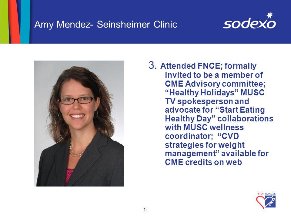 10 Amy Mendez- Seinsheimer Clinic 3.