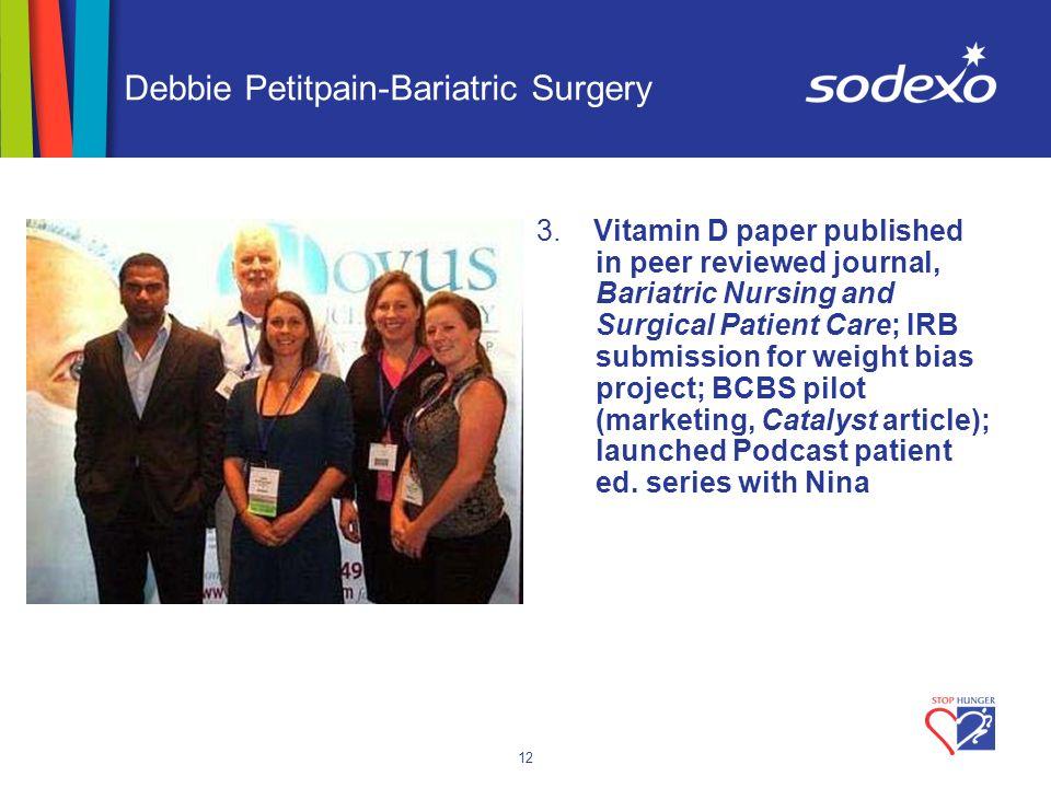 12 Debbie Petitpain-Bariatric Surgery 3.