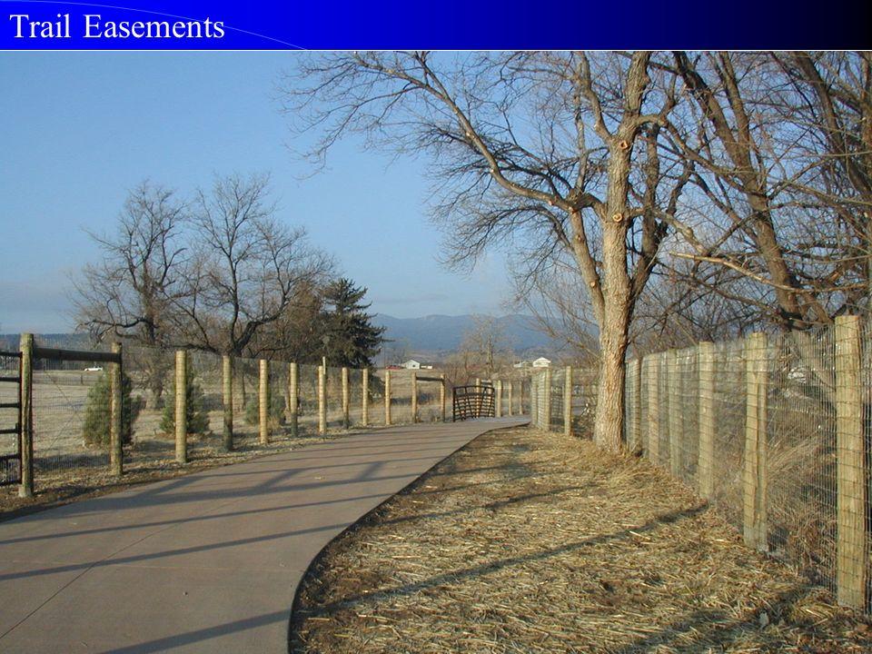 Trail Easements