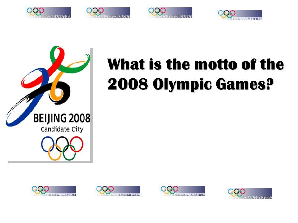 develop fast in economics Athletes did very well in the Olympics,win great achievements( get well prepared for Chairman He Zhenliang did a lot, contri
