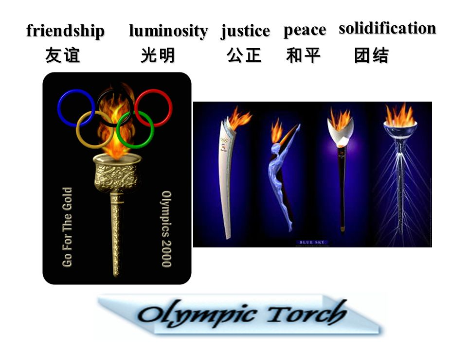 Picture Flag introduction 3. Where is the torch lit? It is lit in Olympia, Greece.