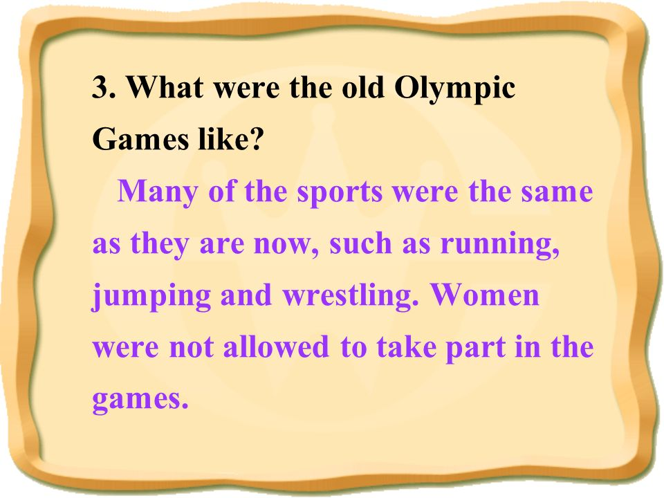 2. Do the Summer Olympics and the Winter Olympics happen at the same time? No, both the Summer Olympics and the Winter Olympics are held every four ye