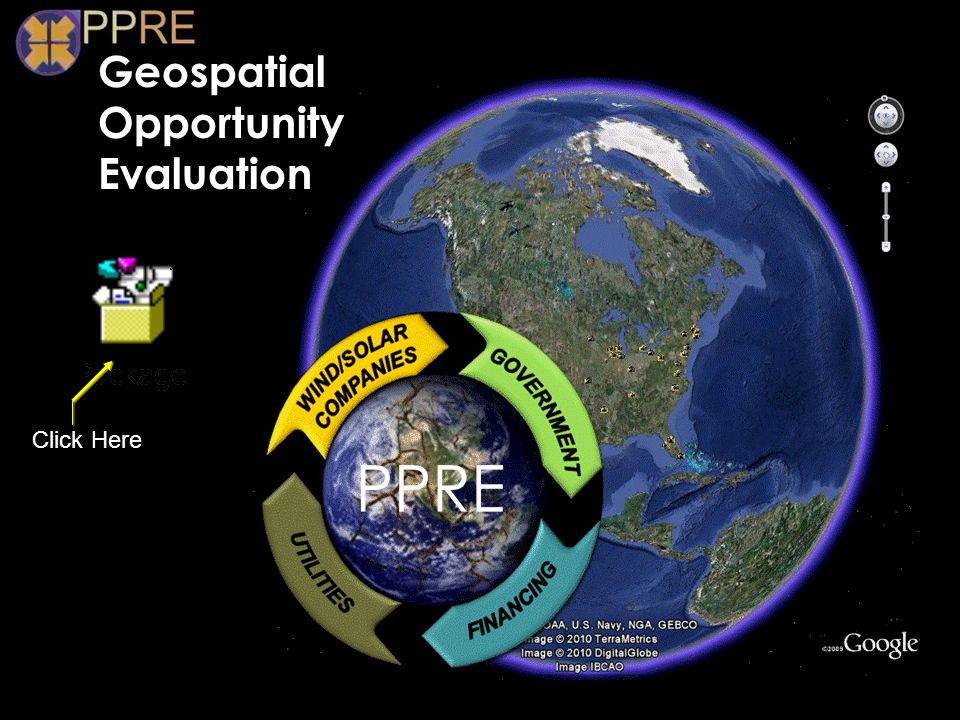 Click Here Geospatial Opportunity Evaluation