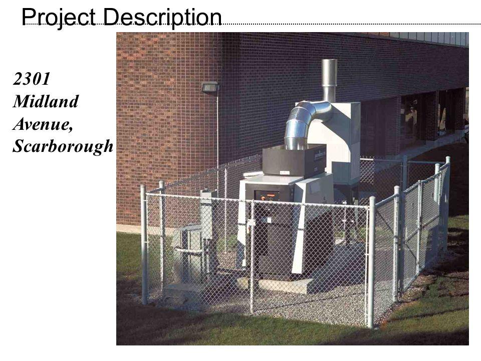 2301 Midland Avenue, Scarborough Project Description