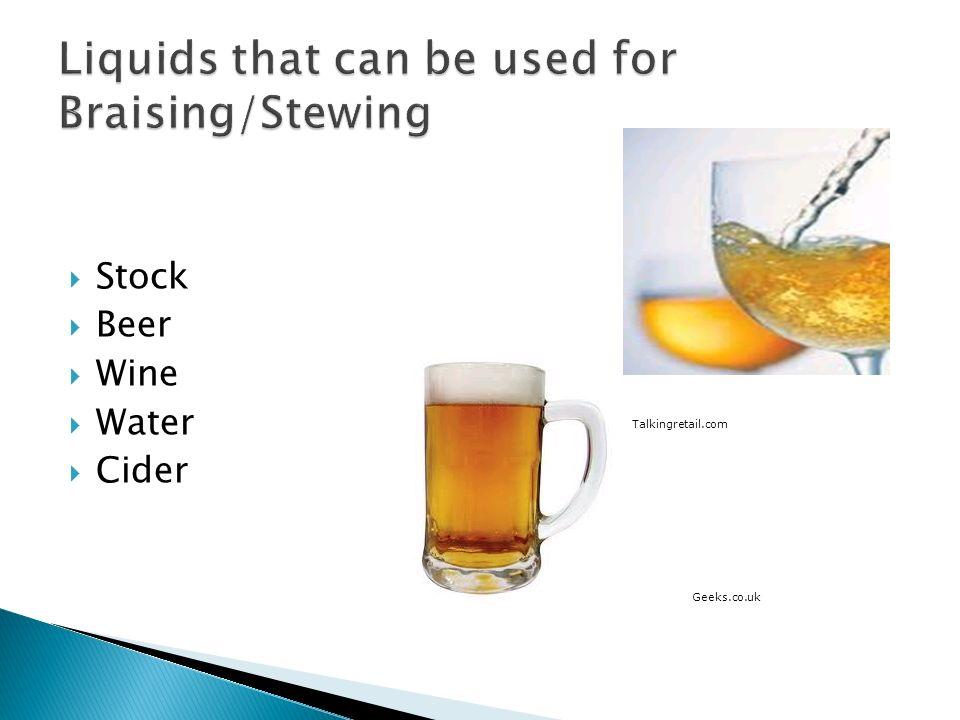Stock Beer Wine Water Cider Talkingretail.com Geeks.co.uk