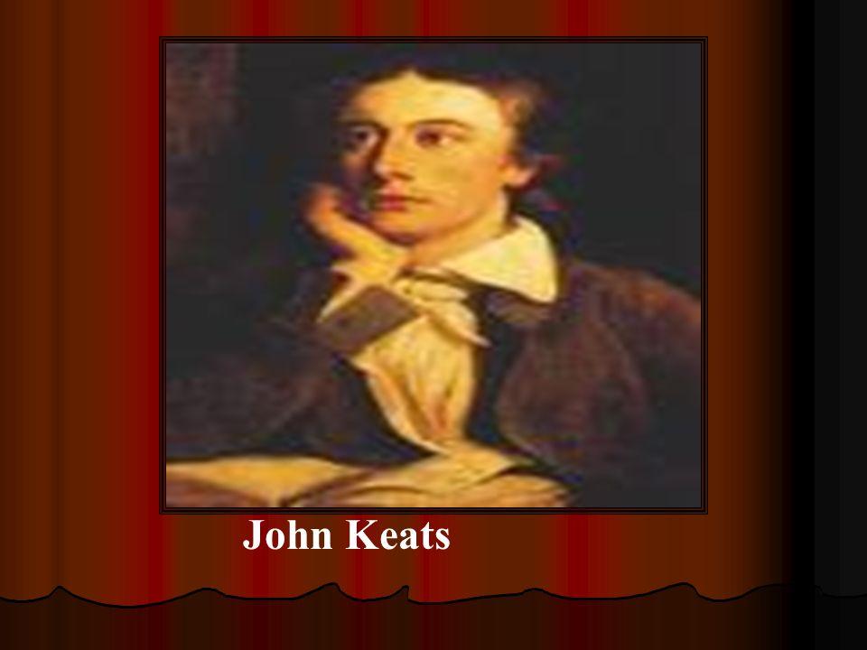 The Poet John Keats