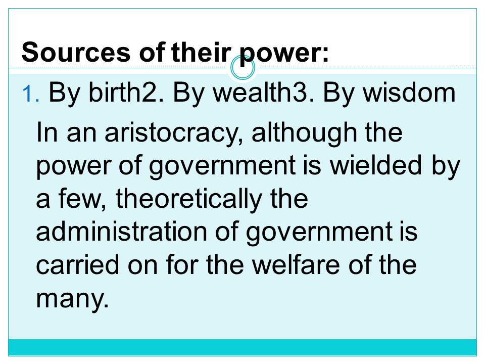 2. entity ruled by oligarchy: a nation governed or an organization controlled by an oligarchy; 3. government by small group: government or control by