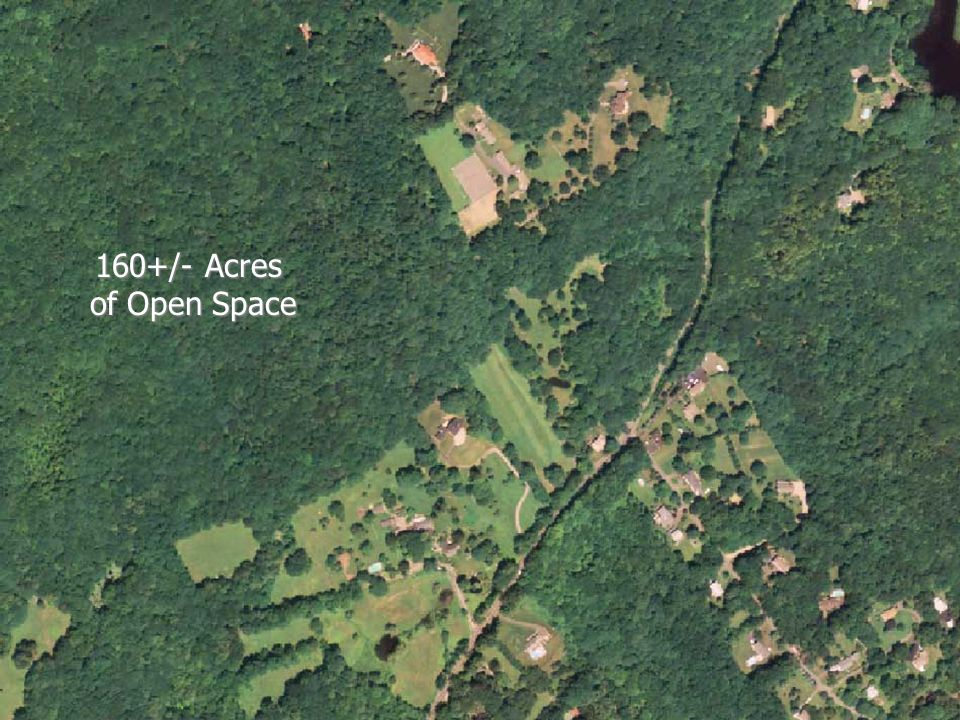 160+/- Acres of Open Space