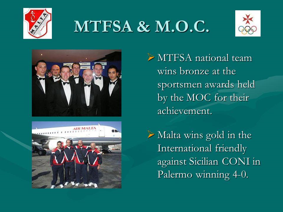 MTFSA & M.O.C.